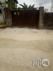 1 Plot of Fenced Land in Woji by Circular Road   Land & Plots For Sale for sale in Rivers State, Port-Harcourt