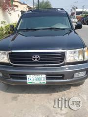 Toyota Land Cruiser 2003 Black | Cars for sale in Lagos State, Victoria Island