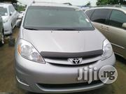 Toyota Sienna XLE 2008 Silver | Cars for sale in Lagos State, Apapa