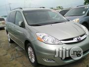 Toyota Sienna XLE Limited 4WD 2008 Silver | Cars for sale in Lagos State, Apapa