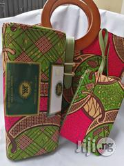 High Quality Imported Ankara Bags With 6yards Wax Purse Xxiv | Bags for sale in Borno State, Maiduguri