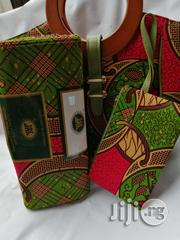 High Quality Imported Ankara Bags With 6yards Wax Purse Xxv | Bags for sale in Borno State, Maiduguri