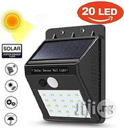 Solar Powered LED Wall Light With PIR Sensor | Safety Equipment for sale in Lagos State, Ikeja