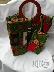 High Quality Imported Ankara Bags With 6yards Wax Purse Xxvi   Bags for sale in Cross River State, Calabar