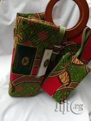 High Quality Imported Ankara Bags With 6yards Wax Purse Xxvii   Bags for sale in Cross River State, Calabar