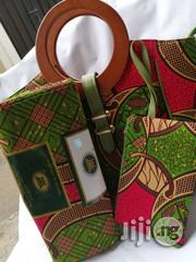 High Quality Imported Ankara Bags With 6yards Wax Purse Xxviii   Bags for sale in Cross River State, Calabar