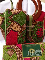 High Quality Imported Ankara Bags With 6yards Wax Purse Xxx   Bags for sale in Cross River State, Calabar