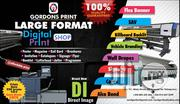 Large Format Digital Print (100% Quality Guaranteed) | Printing Services for sale in Lagos State, Shomolu