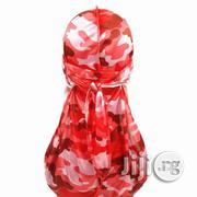 Durag Camouflage Red   Clothing Accessories for sale in Lagos State, Surulere