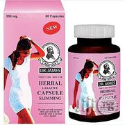 Dr James Herbal Laxative Slimming Capsules - 60 Capsules | Vitamins & Supplements for sale in Lagos State, Ojo
