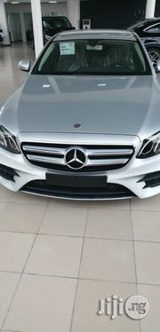 New Mercedes-Benz E350 2019 Silver | Cars for sale in Abuja (FCT) State, Maitama