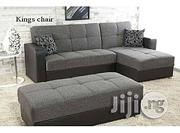 L Shaped Sofa Grey. Delivery Only in ENUGU State and Awka Metropolis. | Furniture for sale in Anambra State, Awka