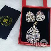 Fullstone Earring and Pendant Set for Female | Jewelry for sale in Lagos State, Ajah
