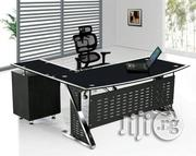 Glass Executive Office Table. | Furniture for sale in Lagos State, Ojo