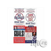 Brian Tracy Book Bundle - Set Of 4 - Sweetest Deal! | Books & Games for sale in Lagos State, Oshodi-Isolo