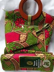 Get Imported Ankara Bags With 6yards Wax Purse I | Bags for sale in Edo State, Benin City