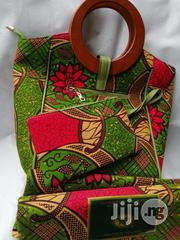 Get Imported Ankara Bags With 6yards Wax Purse Iii | Bags for sale in Edo State, Benin City