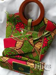 Get Imported Ankara Bags With 6yards Wax Purse V | Bags for sale in Edo State, Benin City