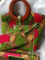 Get Imported Ankara Bags With 6yards Wax Purse Vii | Bags for sale in Ekiti State, Ado Ekiti
