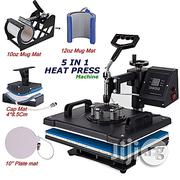 5 In 1 Digital Heat Press - Transfer Machine | Printing Equipment for sale in Abuja (FCT) State, Central Business District