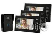 2.4ghz Wireless Video Door Phone, 7 Inch Screen, Night Vision | Home Appliances for sale in Lagos State, Ikeja