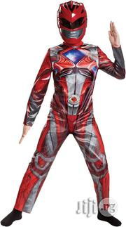 Red Ranger Costume | Children's Clothing for sale in Lagos State, Lagos Island
