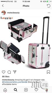 Trolley Makeup Box Durable | Tools & Accessories for sale in Lagos State, Amuwo-Odofin