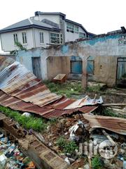 Land With Demolishable Property at Yakoyo Ojodu For Sale. | Land & Plots For Sale for sale in Lagos State, Ojodu