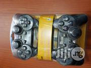 Ucom USB Double Game Pad | Video Games for sale in Lagos State, Ikeja