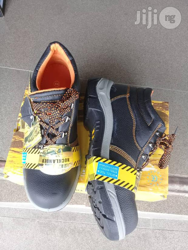 Rockland Safety Boot