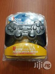 Ucom USB Single Game Pad | Video Games for sale in Lagos State, Ikeja