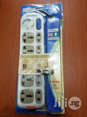 Euromek Surge Protector | Computer Accessories  for sale in Lagos State, Ikeja