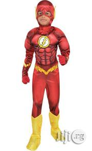 Padded Flash Superhero Costume | Children's Clothing for sale in Lagos State, Lagos Island