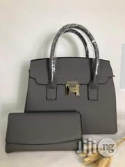 Women Leather Handbag With Purse - Hermes Designers | Bags for sale in Lagos State, Ojo