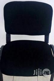 Visitors Office Chair Black | Furniture for sale in Lagos State, Ikorodu