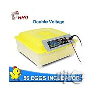 Hhd 56 Eggs Incubator - 220V/12V With Drinker ,Egg Tester | Farm Machinery & Equipment for sale in Abuja (FCT) State, Central Business District