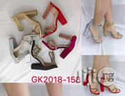 Heal Sandals For Ladies/Women | Shoes for sale in Ogun State, Ado-Odo/Ota