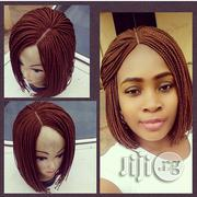 Affordable Braided Wigs With Closure Parting | Hair Beauty for sale in Abuja (FCT) State, Garki 1