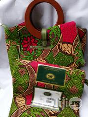Ankara Bag With 6 Yards Wax and Purse Imported Here I | Bags for sale in Imo State, Owerri