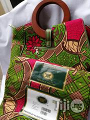 Ankara Bag With 6 Yards Wax and Purse Imported Here Ii | Bags for sale in Imo State, Owerri