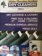Dry Cleaning And Laundry Services With A Difference   Cleaning Services for sale in Lagos State, Lekki Phase 1