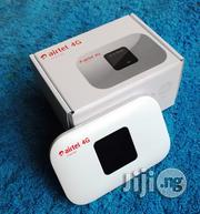 Airtel 4G LTE Mifi Wifi Internet Router Hotspot   Networking Products for sale in Lagos State, Isolo