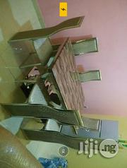 Quality Marble Table and Six Chairs | Furniture for sale in Rivers State, Port-Harcourt