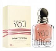 Giorgio Armani Emporio Armani In Love With You EDP 100ml Perfume For Women | Fragrance for sale in Lagos State, Surulere