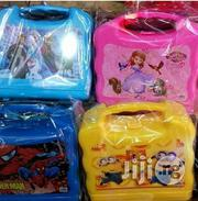 Toddlers Character Lunch Packbset | Child Care & Education Services for sale in Lagos State, Surulere