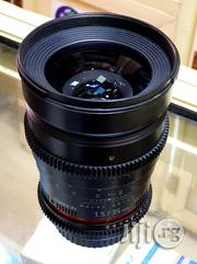 Rokinon 35mm T1.5 Cine Lens For Canon | Accessories & Supplies for Electronics for sale in Lagos State, Ikeja