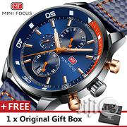 Mini Focus Top Luxury Brand Watch Famous Fashion Sports Cool Men Quartz Watches | Watches for sale in Lagos State, Surulere