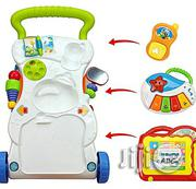 Generic Educational Multifunctional Trolley Baby Musical Walker With Light   Children's Gear & Safety for sale in Abuja (FCT) State, Asokoro