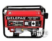 Elepaq 3.0kw Manual Gasoline Generator | Electrical Equipments for sale in Delta State, Ughelli North