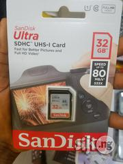Memory Card 32gb | Accessories & Supplies for Electronics for sale in Lagos State, Lagos Island